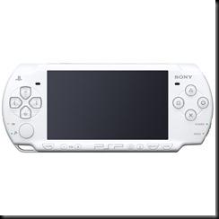 PSP-3000 White